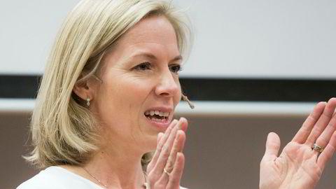 Agendas Marte Gerhardsen mener private helseforsikringer bidrar til et todelt helsevesen.