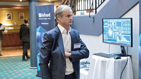 Øystein Stray Spetalen er blant investorene som skal skyte inn penger i hydrogenselskapet Everfuel.