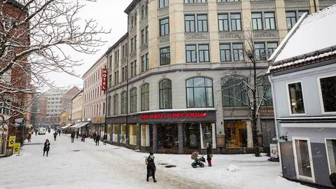 Thon Hotel Spectrum i Oslo er pusset opp.
