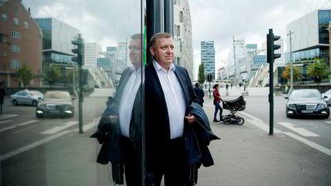 Administrerende direktør Geir A. Mo i Norges Lastebileier-Forbund er godt kjent med at medlemmer har sluttet å anmelde dieseltyveri fordi politiet henlegger sakene.
