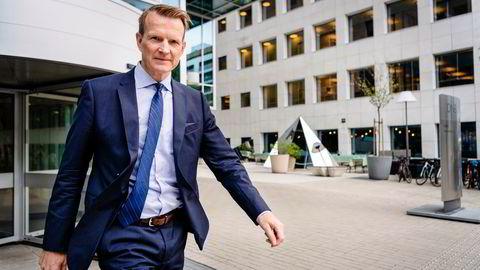 DNB Navigator har inntil nå vært forvaltet av Dag Hammer (bildet) og Rune Kaland.
