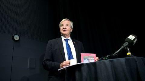 Norwegian-sjef Bjørn Kjos får ikke fornyet tillit denne uken.