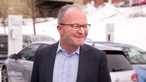 Tidligere konsernsjef Pål Syversen fikk godt betalt i sitt siste år i Møllergruppen.