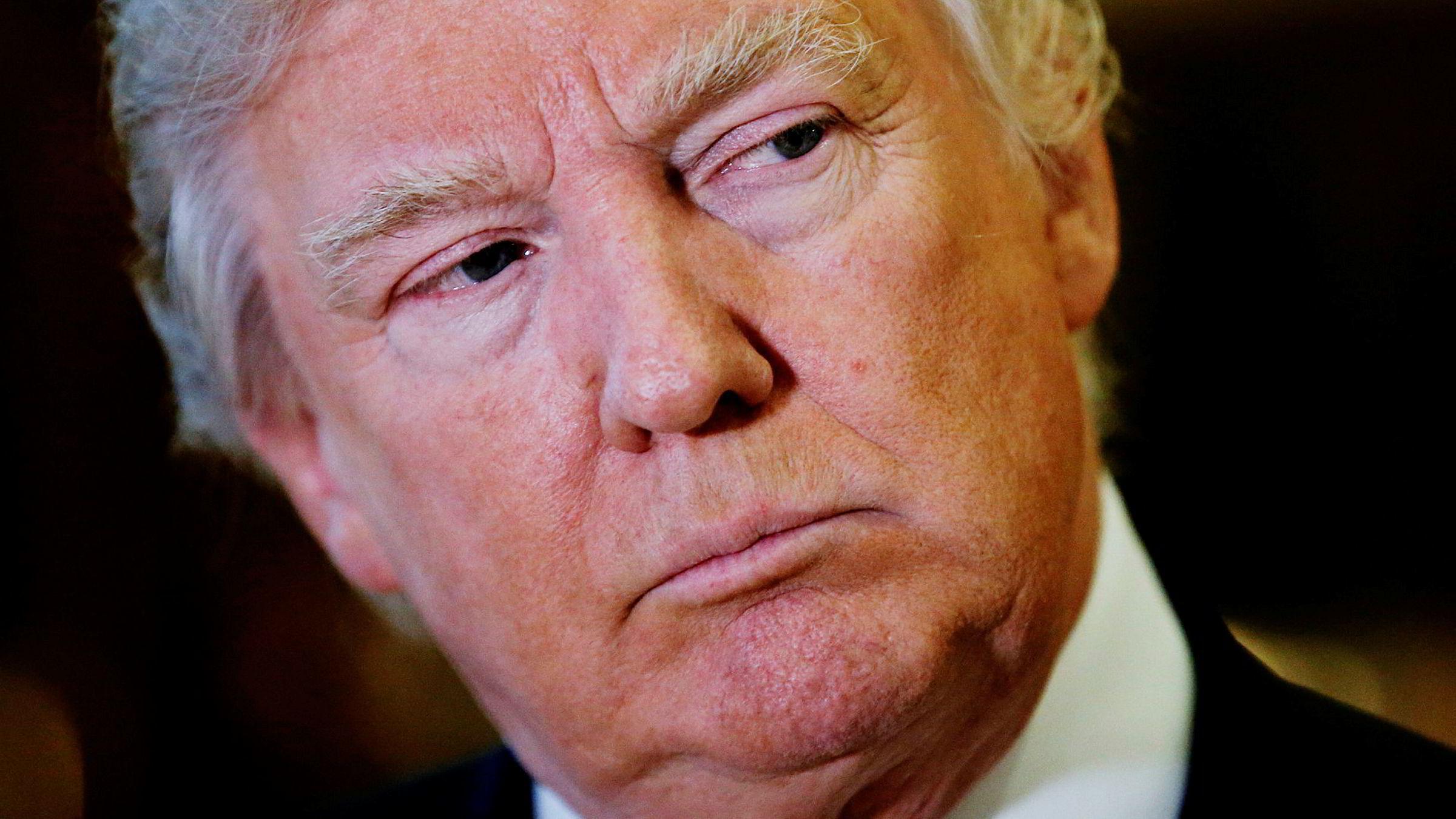 Ved å innsette sine folk i sentrale posisjoner i etterretning og politi, kan Trump undergrave det amerikanske demokratiet.