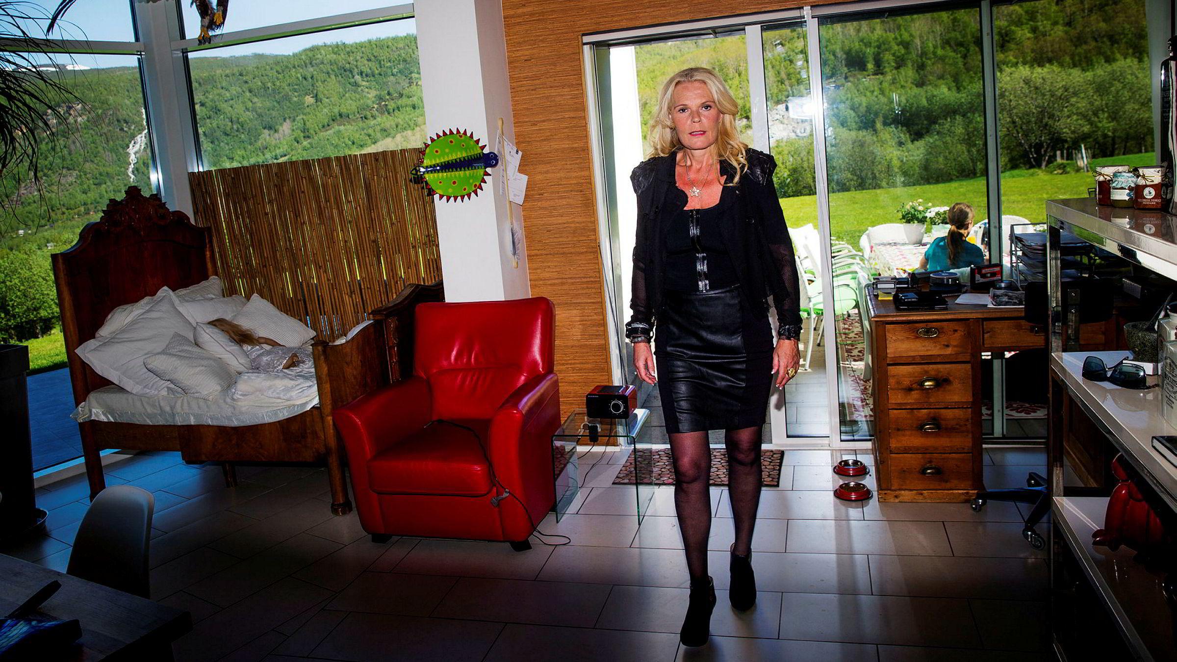 Nikita-gründer Inger Ellen Nicolaisen.