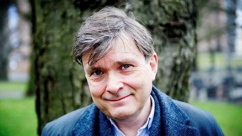 Det var flaks at Jens Stoltenberg sto imot vindkraft så lenge, mener vindkraftlobbyist Øyvind Isachsen.
