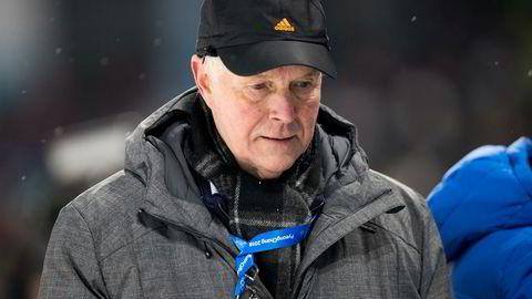 Anders Besseberg var fremdeles skiskytterpresident under vinter-OL i Pyeongchang i februar. Nå har han trukket seg.