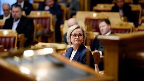 Arbeiderpartiets helsepolitiske talsperson, Ingvild Kjerkol, er en av flere som reagerer.