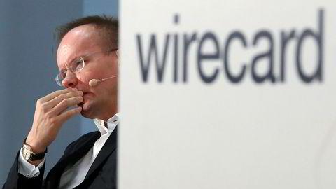 Markus Braun, tidligere toppsjef i Wirecard, gikk av kort tid etter at selskapet «mistet» 20 milliarder kroner.