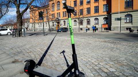 Det er selskapet Ryde som er i søkelys. Her fra Trondheim.
