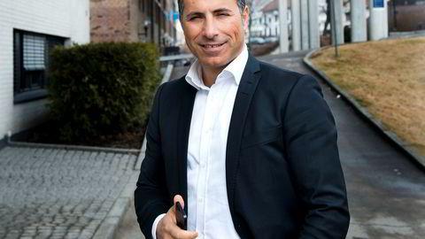 Mobilgründer og leder av Hello, Nadir Nalbant, synes formuesskatten har vært en utfordring.