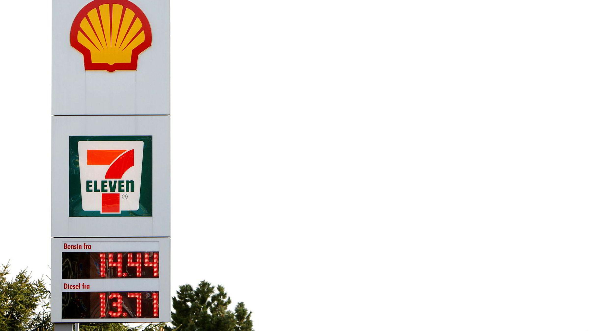 7-Eleven mister all butikkdrift på Shell-stasjonene i Sverige.