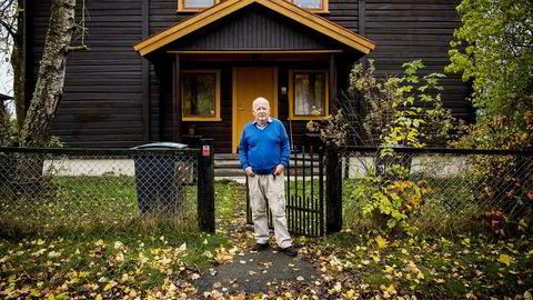 Tor Henriksen (80) prutet på boliglånsrenten sist uke og varsler at han ikke er «gift» med banken.