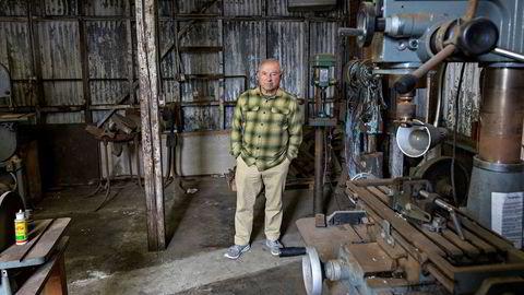 Yvon Chouinard, grunnleggeren av klesmerket Patagonia, har donert én prosent av selskapets inntekter til miljøformål helt siden åttitallet.