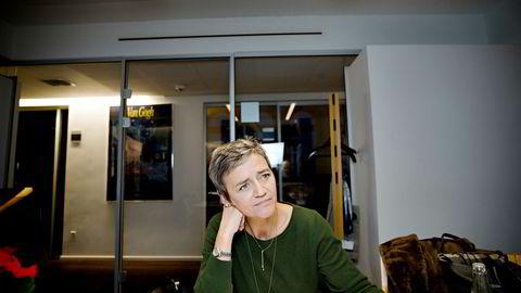 Margrethe Vestager, EUs danske konkurransekommissær, har vist seg å være en sterk motstander for teknologiselskapene. Verst har det gått utover Google og morselskapet Alphabet.