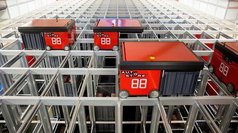 Robotlagersystemet Autostore selges til oppkjøpsfondet EQT for ukjent milliardsum.