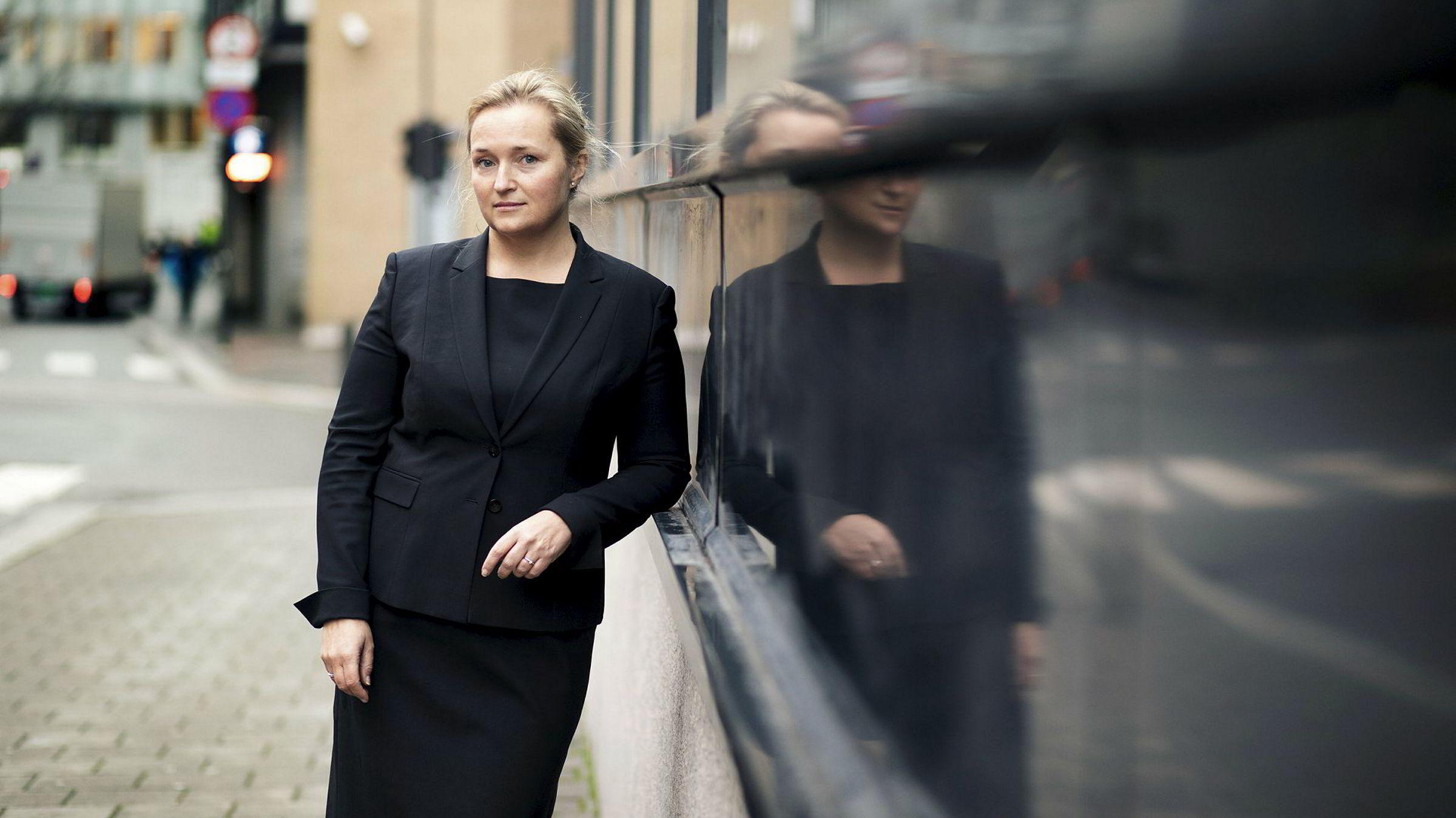 Advokat Trude Stormoen sier hennes klient er veldig lettet over at hun kan legge BankID-svindelen bak seg. Men advokaten mener det kunne vært en fordel om Høyesterett fikk en tilsvarende sak til behandling, slik at ny rettspraksis kunne blitt ytterligere stadfestet.
