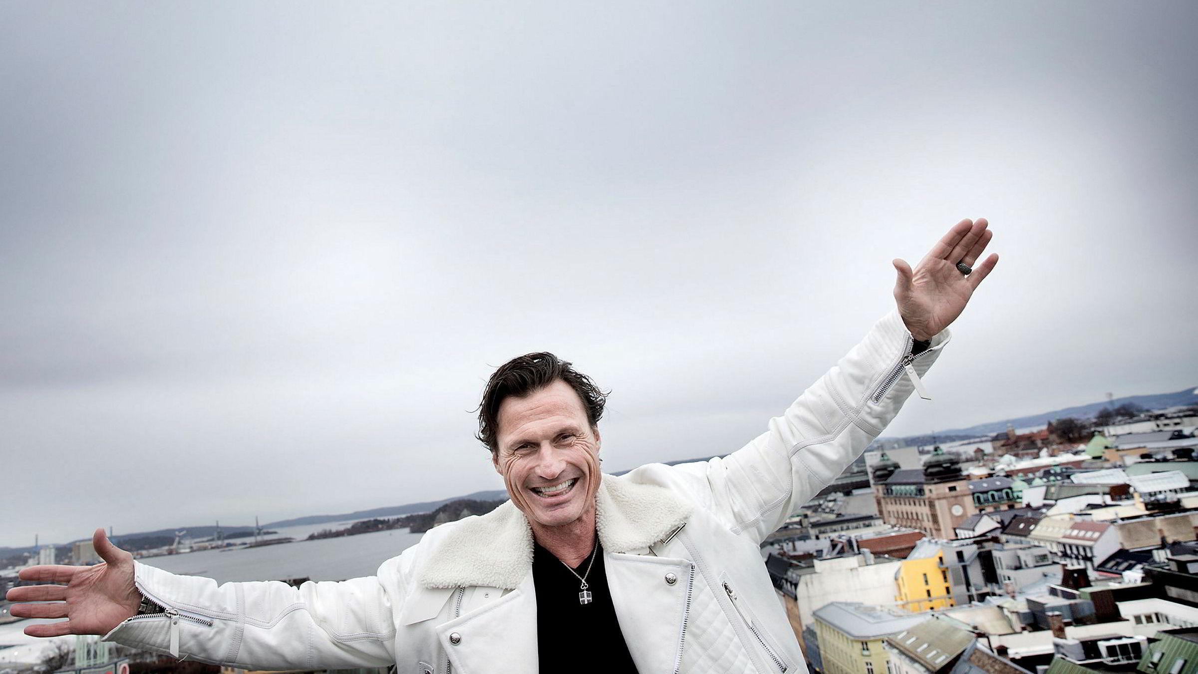 Petter Stordalen går gjennom selskapet Strawberry Equity inn som eier i verftskonsernet Kleven.