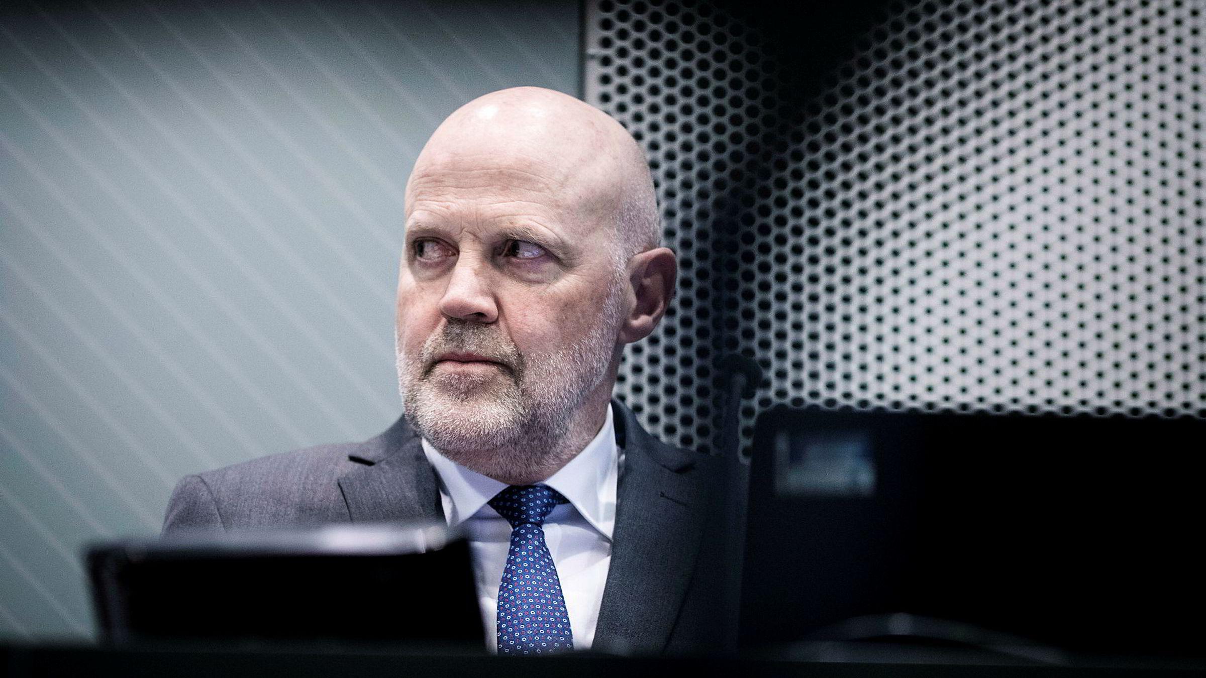 – Norske husholdninger har fortsatt en høy gjeldsvekst og dette utgjør en stor bekymring, sier Finanstilsynsdirektør Morten Baltzersen.