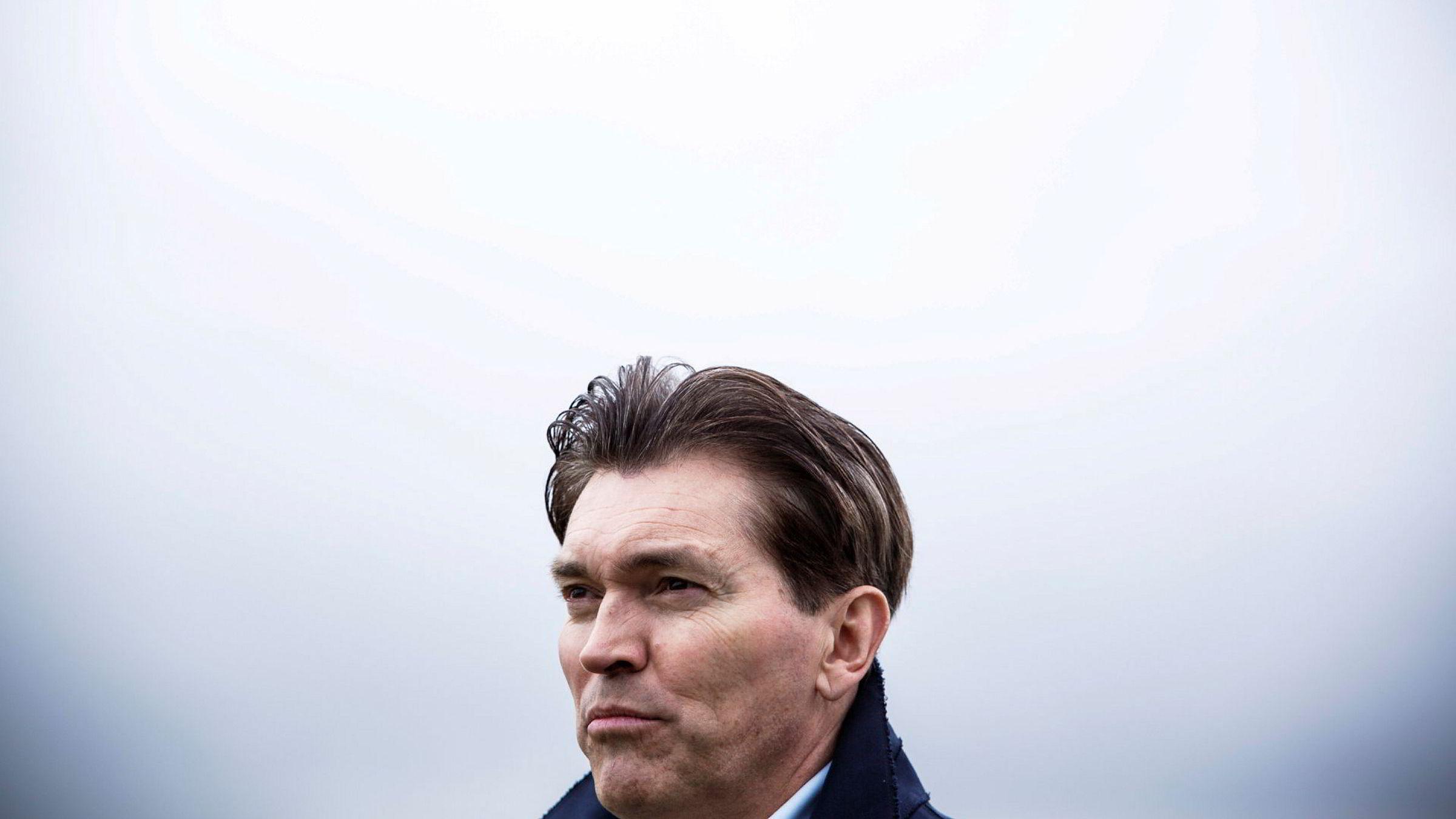 Investor Arne Fredly kjøper seg opp i oljeserviceselskapet Hunter Group.