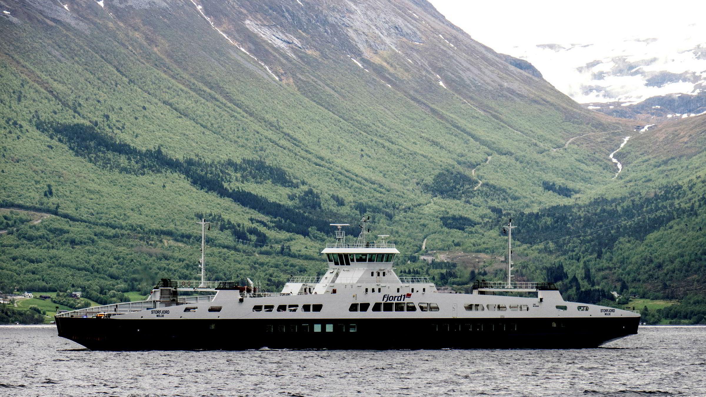 Stortinget har vedtatt at det skal bli slutt på slike på E39 fra Kristiansand til Trondheim.