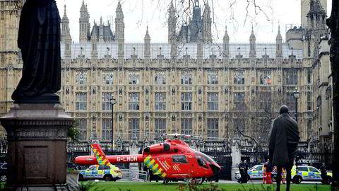 Mannen bak angrepet i London skal ha vær britiskfødt.
