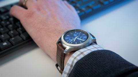 Samsung Gear S3 Classic er pen, men har samtidig mange funksjoner som kun finnes i treningsklokker.