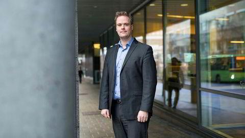 Endre Jo Reite i BN Bank mener at dersom det Finanstilsynet forslag ikke får gjennomslag, kan vi risikere en tidligere renteheving.