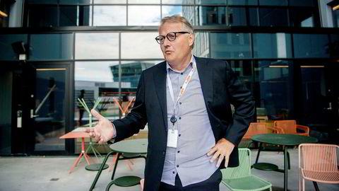 Tidligere DNB-sjef Rune Bjerke ser tilbake på utviklingen av betalingsappen Vipps gjennom fem år. Han tror det blir avgjørende å lykkes med mobilbetaling i butikk som rulles ut i løpet av de neste ukene.