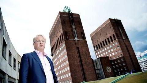 Styreleder Henrik Christensen står midt i heftige forhandlinger med kreditorer for å unngå konkurs.