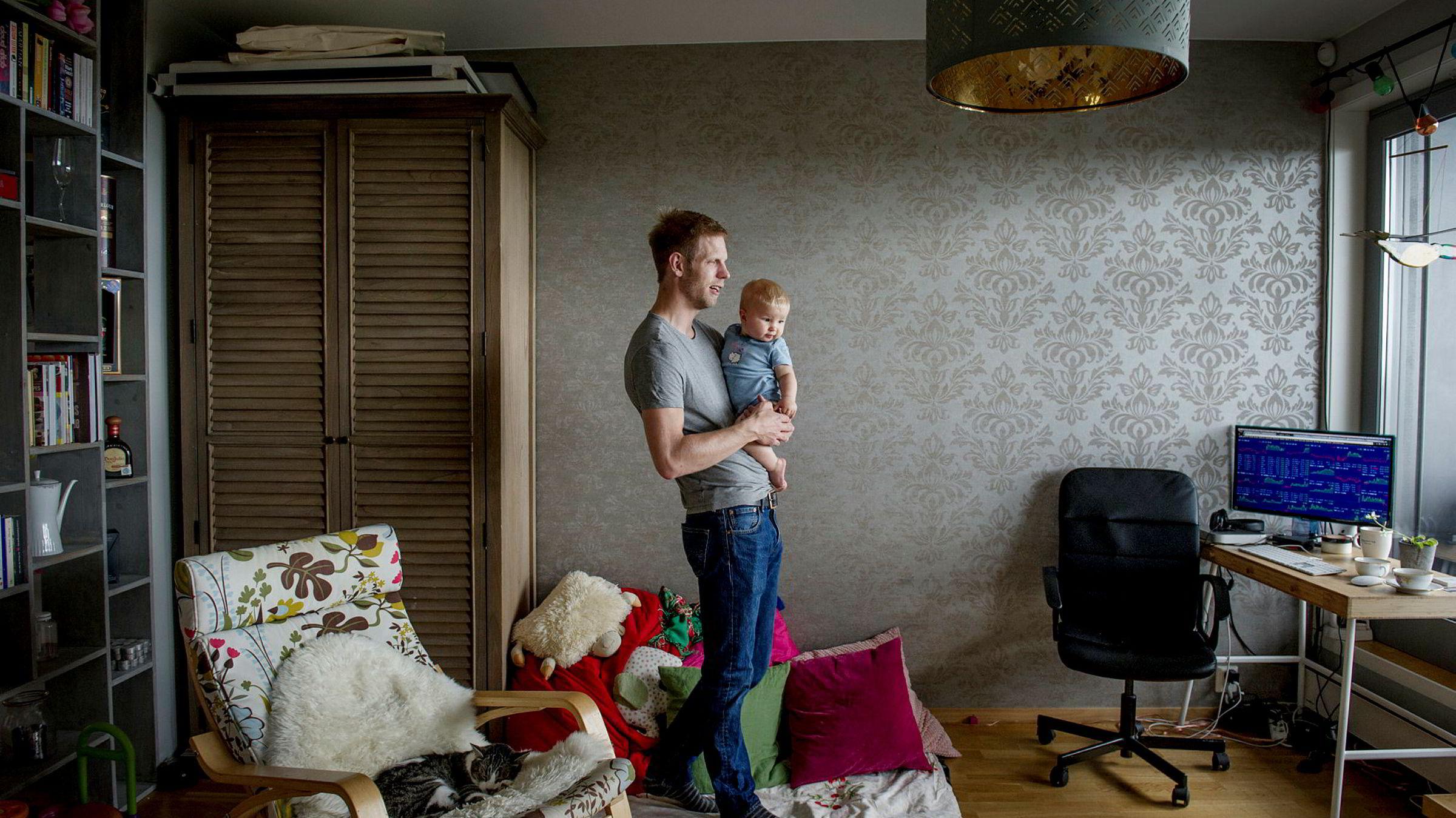 Erik Dale (29) så en gyllen mulighet da den digitale valutaen bitcoin skulle splittes i to. Han lånte så mye han kunne og krysset fingrene.
