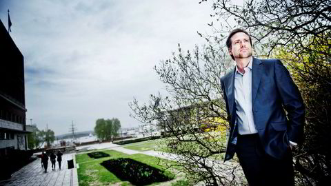 Farsund-milliardær Endre Glastad (41) tjente 650 millioner kroner påNorway Royal Salmon i fjor.