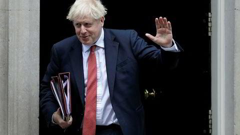 Et lovforslag fra Boris Johnsons regjeringen vil tilsidesette viktige deler av Brexitavtalen mellom Storbritannia og EU, ifølge Financial Times.