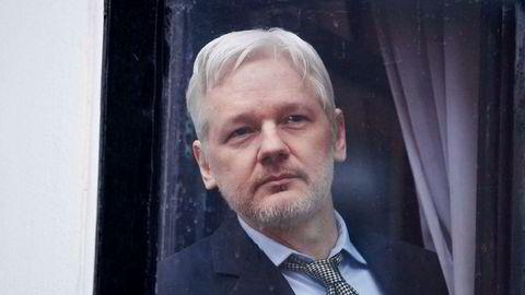 Wikileaks - gründer Julian Assange blir fri.