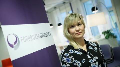 Tonje Hovde Skjelbostad, fagdirektør hos Forbrukerombudet, varsler kontroll av prisinformasjon og markedsføring av nye boliger.