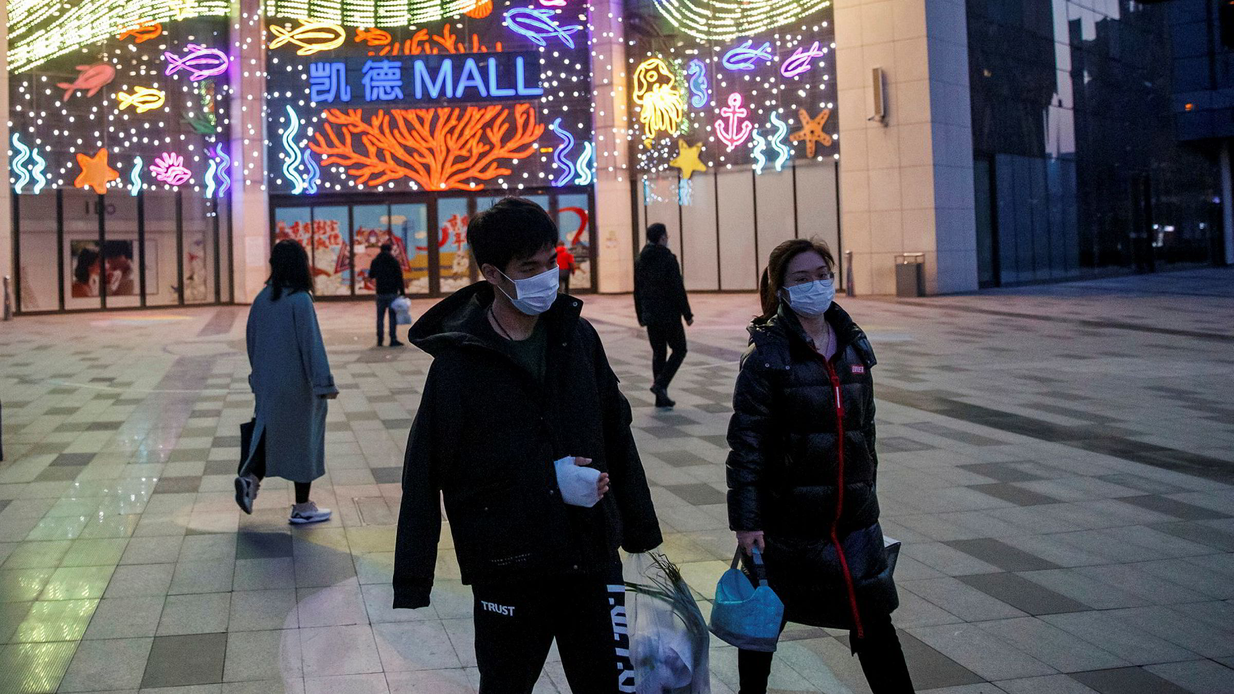 Kina har lagt frem langt verre økonomiske statistikker for årets to første måneder enn ventet. Det kan bli verre i mars.