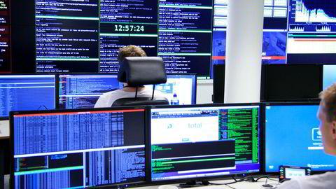 Operasjonssentralen hos Nasjonal sikkerhetsmyndighet (NSM) i Oslo, det nasjonale fagmiljøet for IKT-sikkerhet og nasjonal varslings- og koordineringsinstans for alvorlige dataangrep og andre ikt-sikkerhetshendelser.