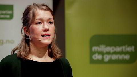 Une Bastholm i MDG mener åpenhet og innsyn om tildelingene av støtte til kriserammede bedrifter vil bidra til å sikre misbruk.