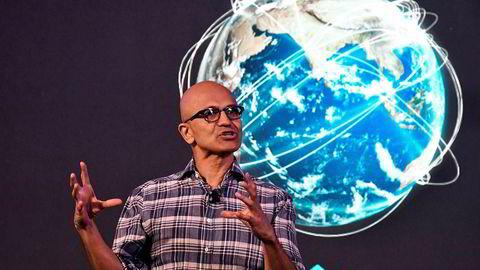 President Donald Trump ønsket ikke at Microsoft skulle overta den kinesiske appen TikTok så sent som i forrige uke. Etter en samtale med Microsofts toppsjef Satya Nadella i helgen har han gitt en frist på 45 dager på å forhandle frem et salg av TikTok til Microsoft.