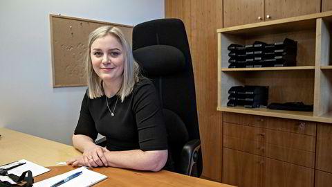 Tina Bru (H) overtok som Olje- og energiminister etter Sylvi Listhaug.