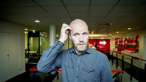 Komiker Bård Tufte Johansen tar ut 5 millioner kroner i utbytte fra sitt eget selskap, Seegood AS.