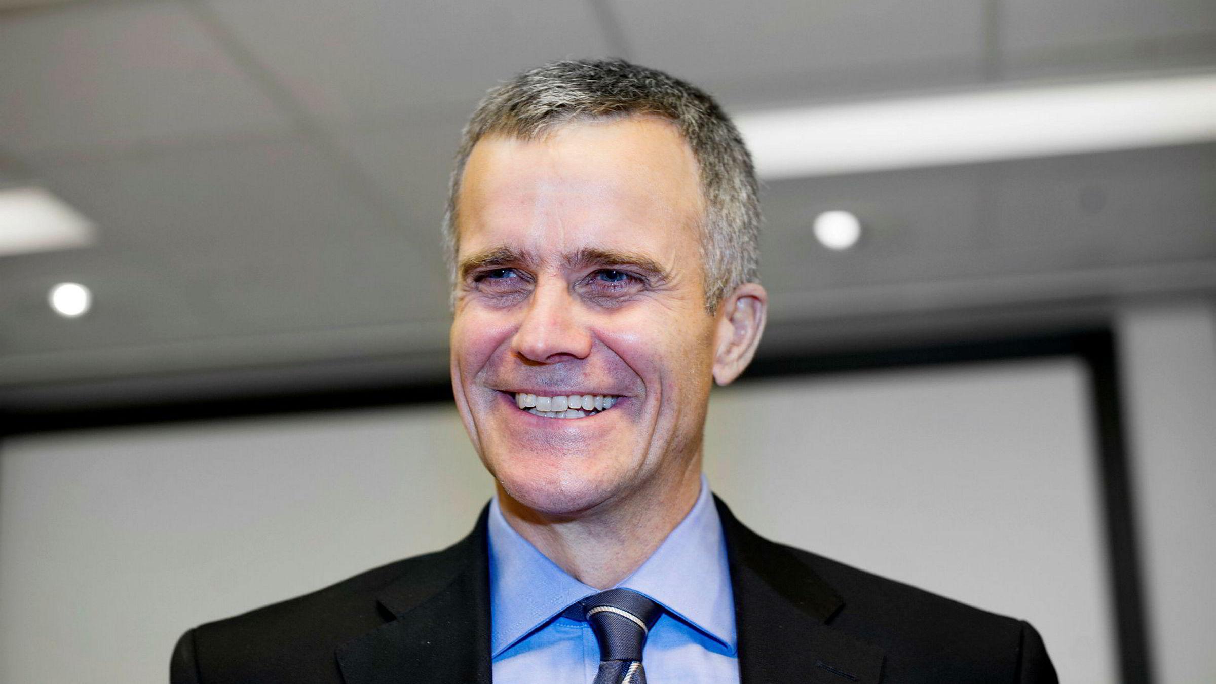 Tidligere Statoil-sjef Helge Lund.