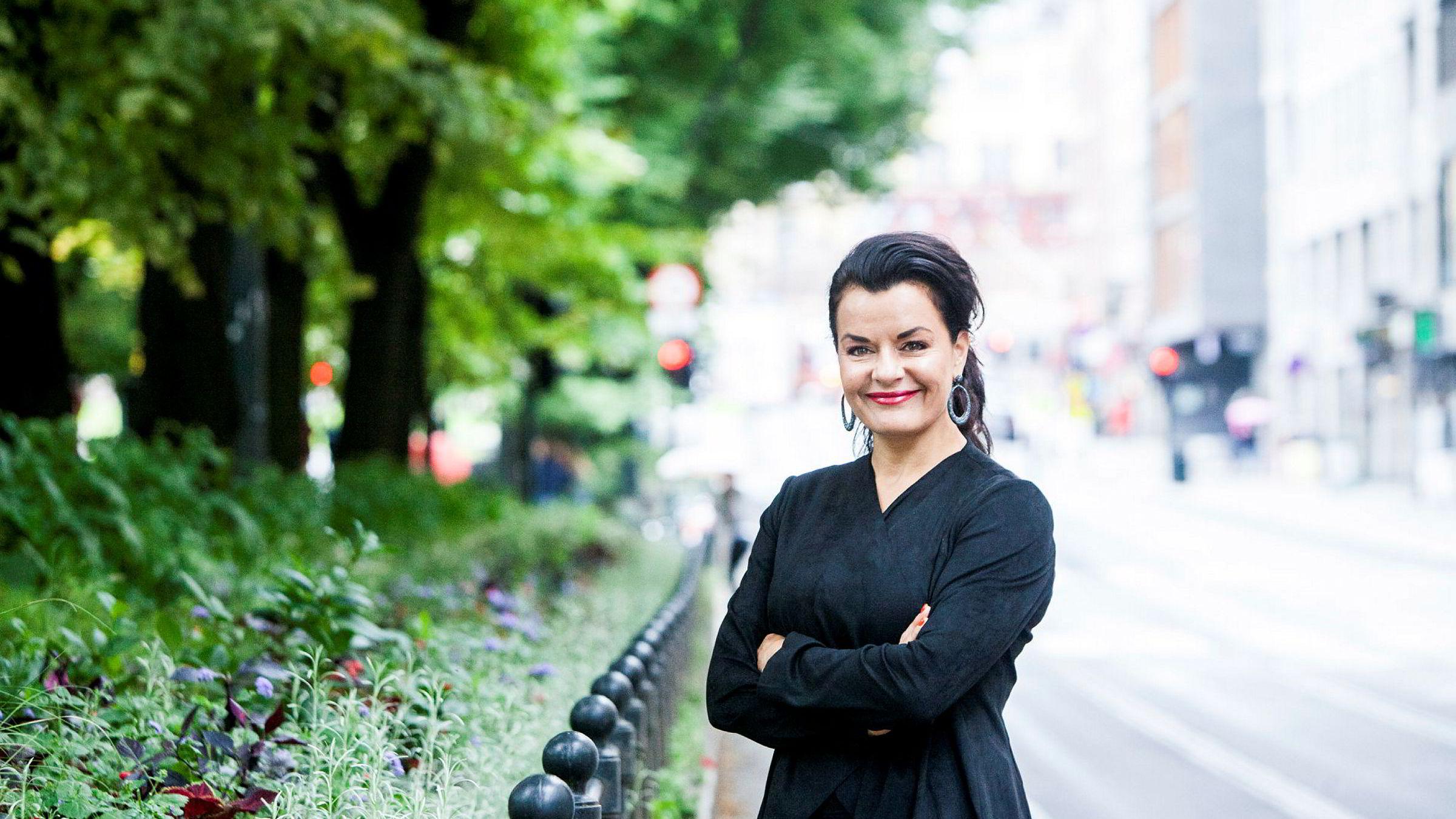 Daglig leder i Stand up Norge, Elina Krantz.