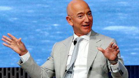 – Amazon vil gå over ende en dag. Men det bekymrer meg ikke, fordi det er uunngåelig, uttalte grunnleggeren Jeff Bezos på tv-programmet «60 Minutes».