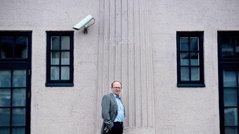 Per Einar Ruud, fagsjef i kredittvurderingsbyrået Bisnode i Oslo, har gjennomført kåringen i samarbeid med DN.
