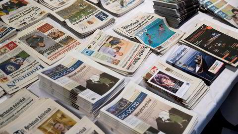 Lokalavisene taper inntekter fra annonser på grunn koronakrisen, viser en undersøkelse blant medlemmene i Landslaget for lokalaviser (LLA).