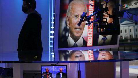 Blir Donald Trump gjenvalgt, blir det mer av det samme. Så hva tilbyr Joe Biden, annet enn sitt antatt sterkeste kort, at han ikke er Trump, spør artikkelforfatteren.