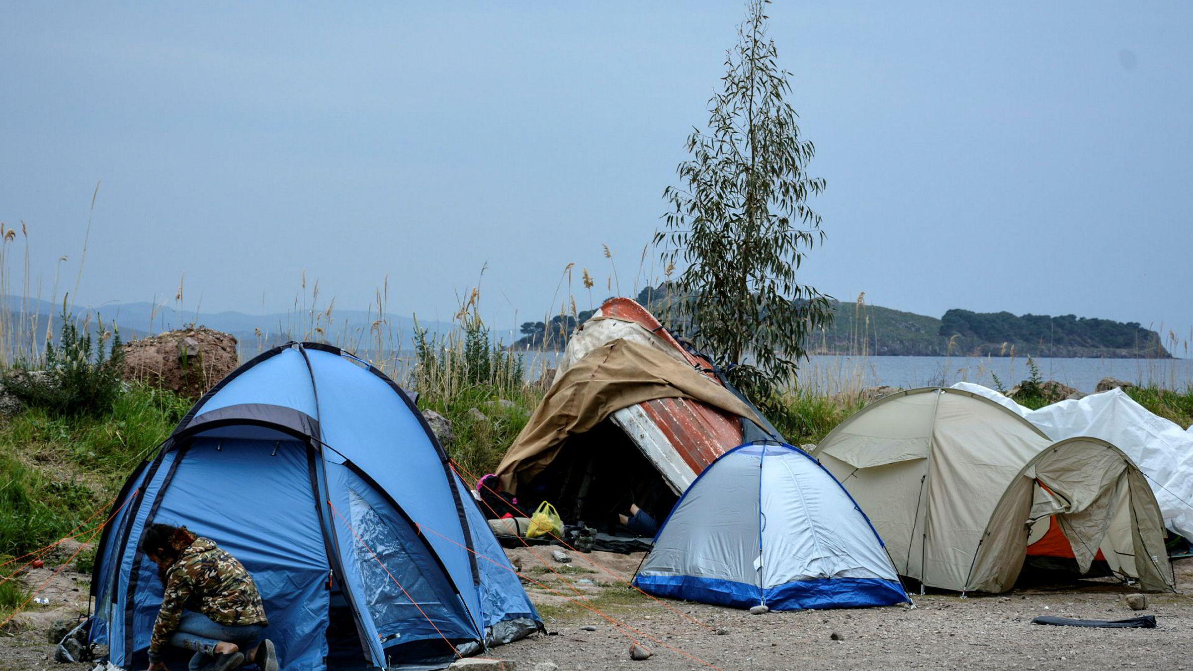 Landsstyret i Venstre vedtok torsdag kveld at barna i Moria-leiren i Hellas må evakueres og at Norge må jobbe for en felles europeisk løsning.