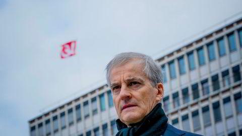 Jonas Gahr Støre og Arbeiderpartiet har laget en plan for hvordan Nordsjøen kan brukes i fremtiden.
