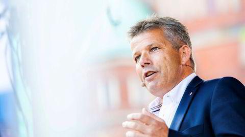 Ap-nestleder Bjørnar Skjæran mener statsministeren må vurdere Sylvi Listhaugs habilitet.